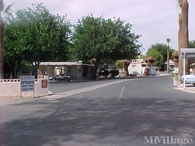 Mobile Home Park in Wickenburg AZ