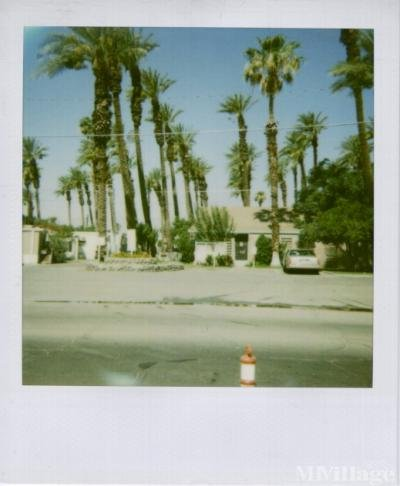 Mobile Home Park in Indio CA