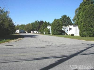 Mobile Home Park in Berwick ME