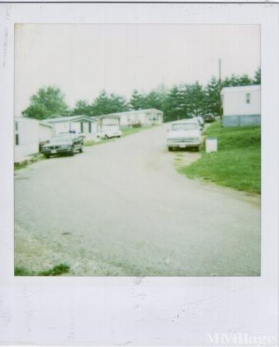 Mobile Home Park in Pulaski VA
