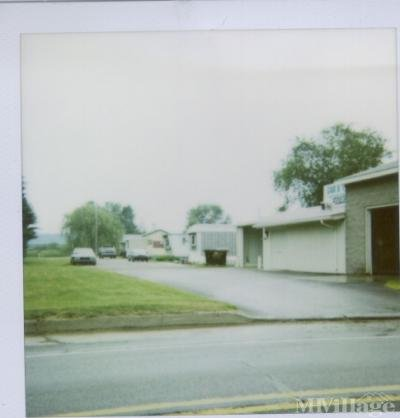 Mobile Home Park in Knox PA