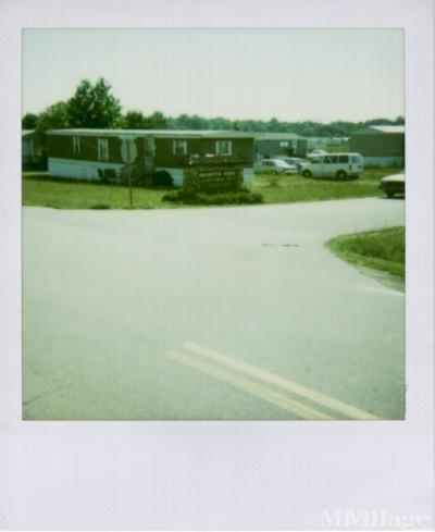 Mobile Home Park in Williamston SC