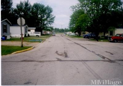 Mobile Home Park in Nichols WI