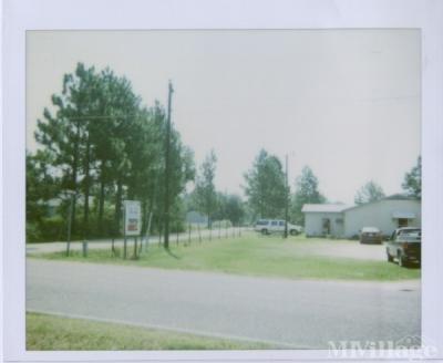 Mobile Home Park in Hartsville SC