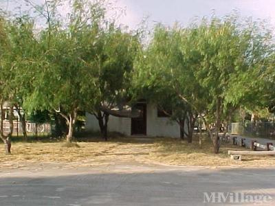 Mobile Home Park in Rio Grande City TX