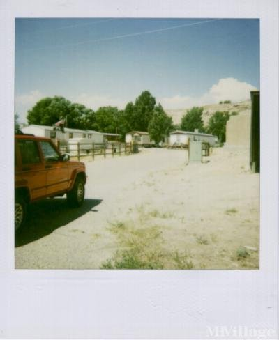 Mobile Home Park in Espanola NM