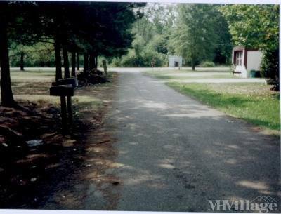 Mobile Home Park in Jackson MS