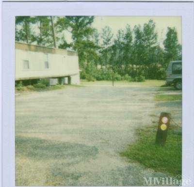 Mobile Home Park in Hattiesburg MS