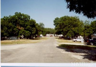 Mobile Home Park in Kerrville TX