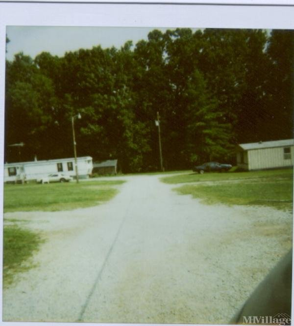 Photo of Robert Reed Mobile Home Park, Roxboro, NC