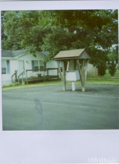 Mobile Home Park in Kannapolis NC