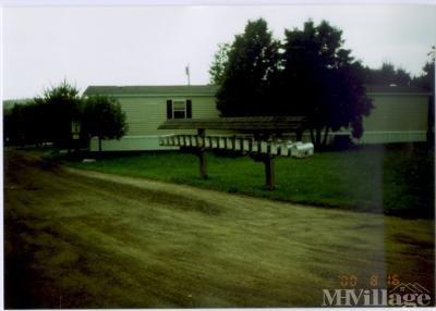 Mobile Home Park in North Vassalboro ME