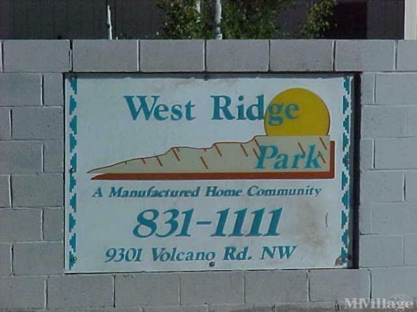 Photo of West Ridge, Albuquerque, NM