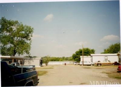 Mobile Home Park in Taylor TX