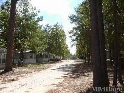 Mobile Home Park in Splendora TX