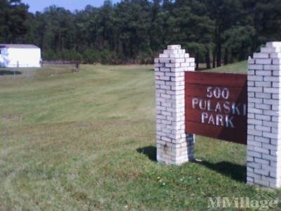 Mobile Home Park in Goose Creek SC