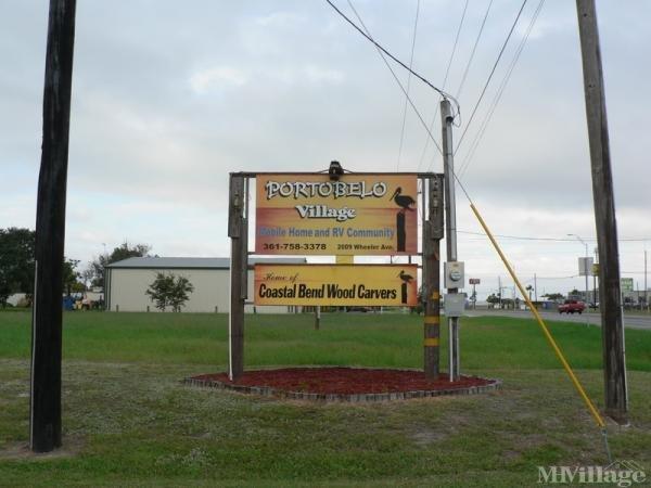 Photo of Portobelo Mobile Home Park, Aransas Pass, TX