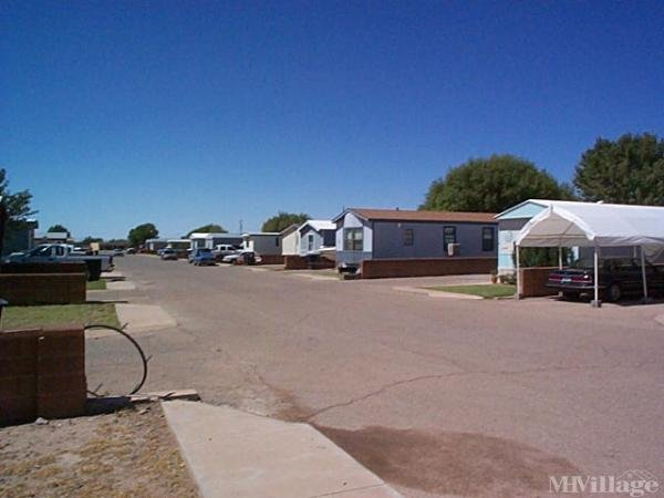 Three Flowers Mobile Home Park Mobile Home Park in Alamogordo, NM