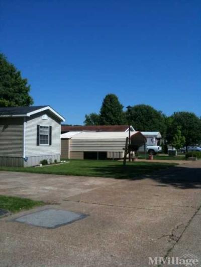 Mobile Home Park in Fenton MO