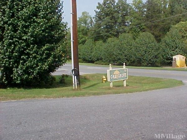 Photo of Oakgrove Mobile Home Park, Conover, NC