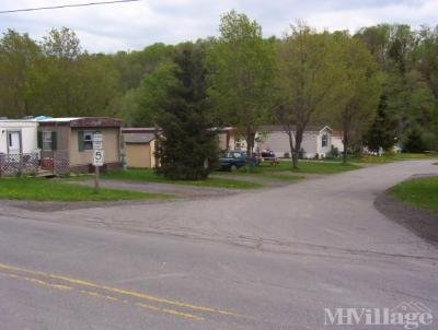 Mobile Home Park in Homer NY