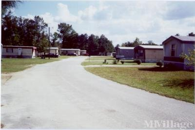 Mobile Home Park in Clinton NC