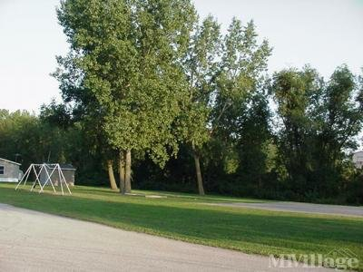Mobile Home Park in Little Suamico WI