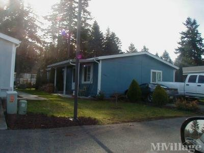 Mobile Home Park in Puyallup WA