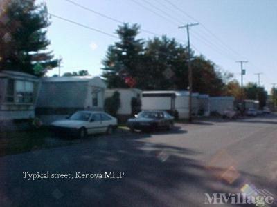 Mobile Home Park in Kenova WV