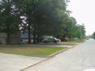 Mobile Home Park in Conroe TX