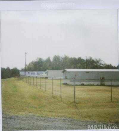 Mobile Home Park in Elon NC