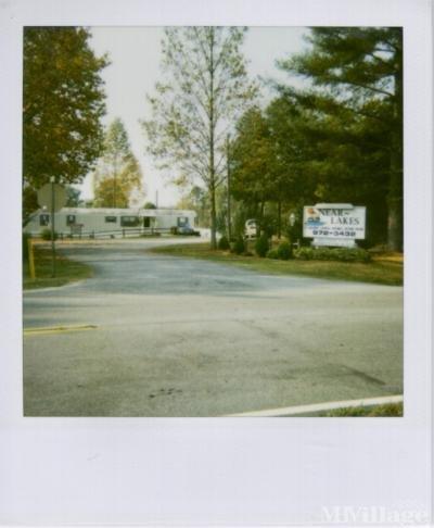 Mobile Home Park in Seneca SC