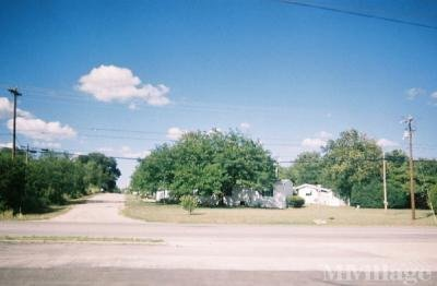 Mobile Home Park in Marble Falls TX