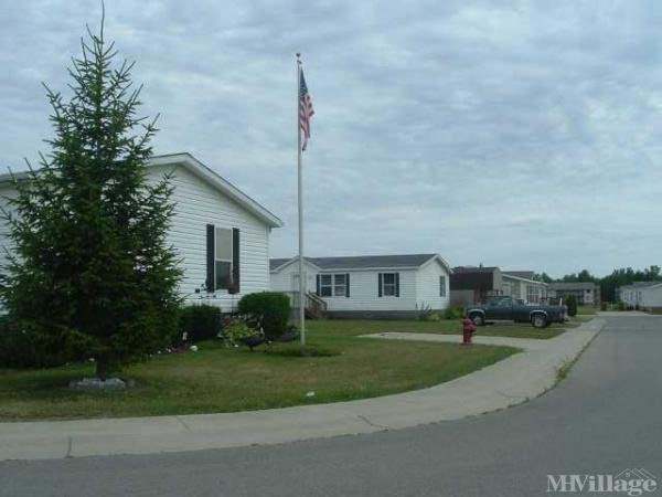 Southtowne Meadows Mobile Home Park in Bellefontaine, OH