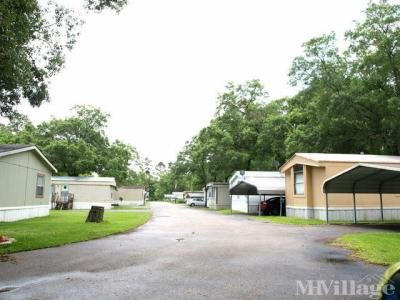 Mobile Home Park in Baytown TX