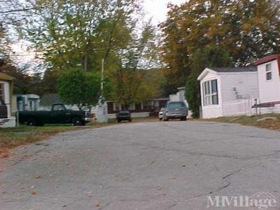Mobile Home Park in Gales Ferry CT