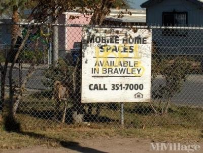 Mobile Home Park in Heber CA