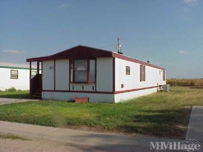 Mobile Home Park in Dodge City KS