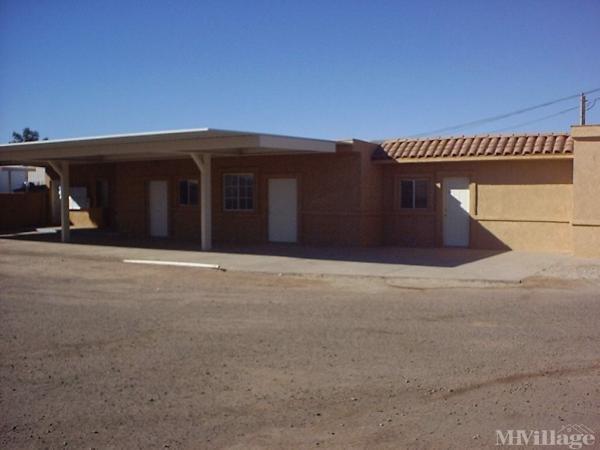 Photo of Pioneer Mobile Home Park, El Centro, CA
