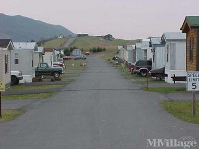 Mobile Home Park in Tazewell VA