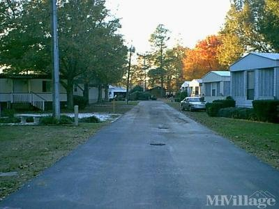 Mobile Home Park in Cropwell AL