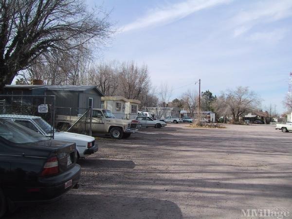 El Patio Mobile Home Park Mobile Home Park in Las Cruces, NM