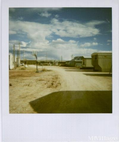 Mobile Home Park in Zuni NM