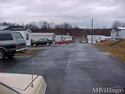 Mobile Home Park in Church Hill TN