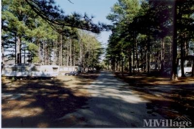 Mobile Home Park in Micro NC