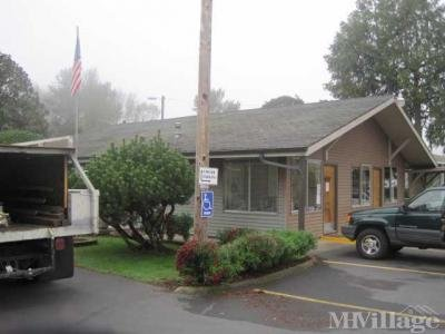Mobile Home Park in Pleasant Hill OR