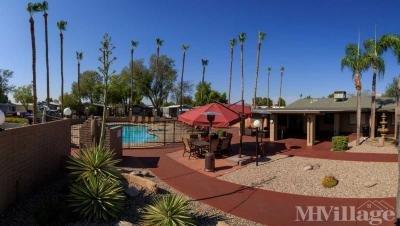 Mobile Home Park in Mesa AZ