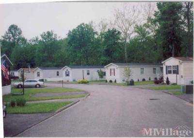 Mobile Home Park in Shinnston WV