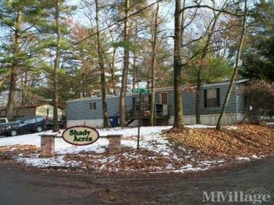 Mobile Home Park in Napanoch NY