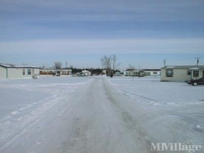 Mobile Home Park in Wagner SD